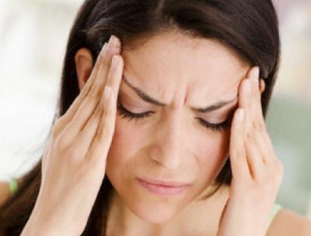 мигрень у женщин