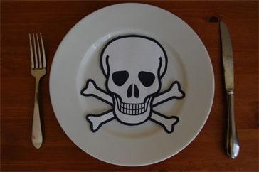 опасные продукты