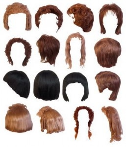 модные парики