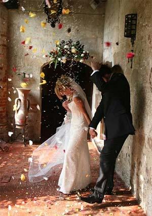 подготовка свадьбы