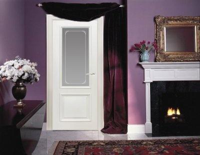 Белые межкомнатные двери