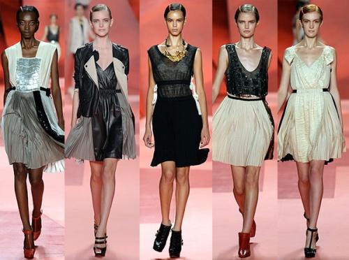 Филлип Лим модная коллекция