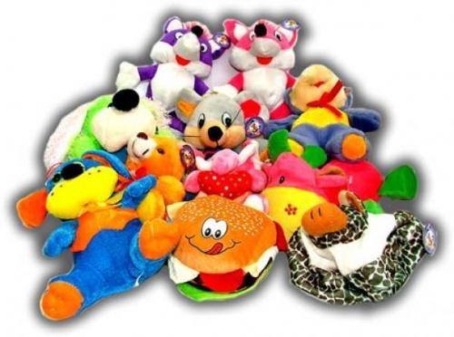 игрушки мягкие для детей