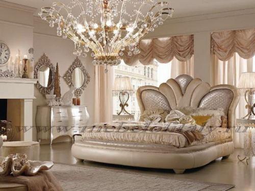 спальня красивая мебель
